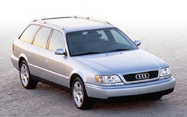 Audi A6 Avant 1994-1997