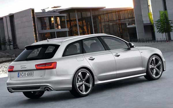 Audi A6 Avant 2011-2014