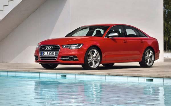 Audi S6 2012-2014