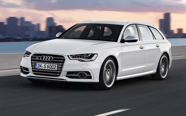Audi S6 Avant 2012-2014