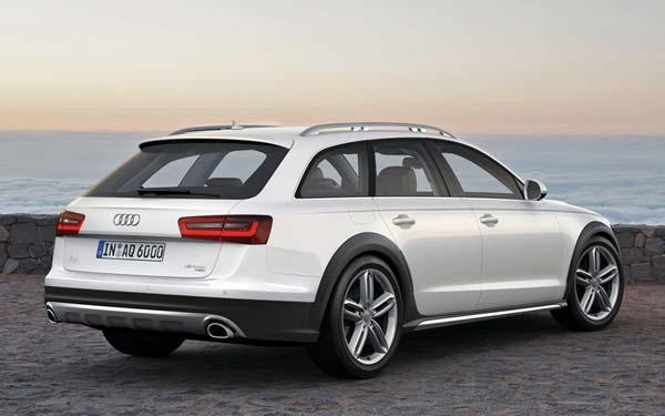 Audi A6 allroad 2012-2014
