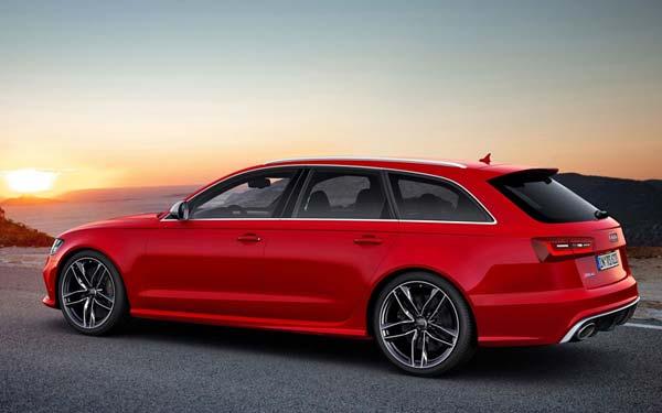 Audi RS6 Avant 2013-2014