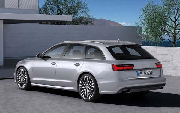 Audi A6 Avant 2014-2018