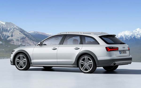 Audi A6 allroad 2014-2019