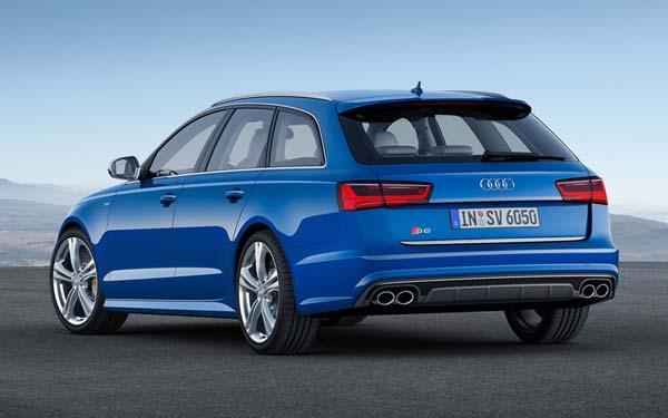Audi S6 Avant 2014-2019