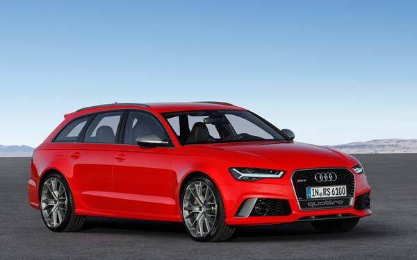 Audi RS6 Avant perfomance