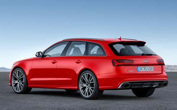 Audi RS6 Avant perfomance 2015-2019