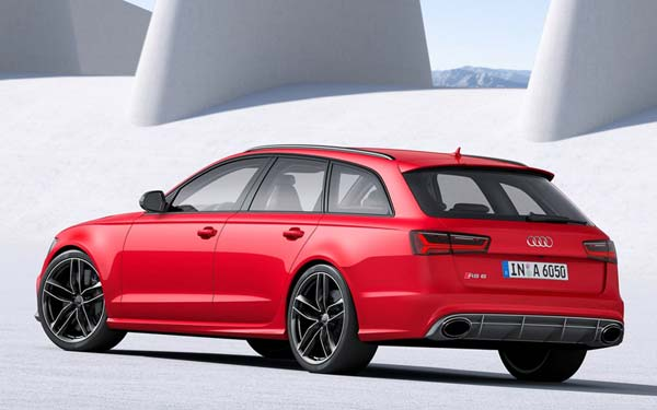 Audi RS6 Avant 2014-2019
