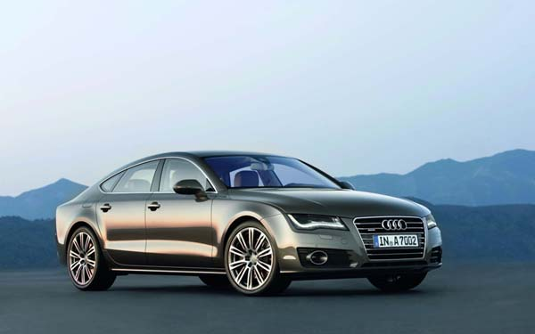 Audi A7 2010-2014