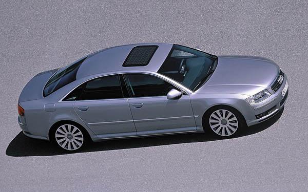 Фото Audi A8  (2003-2005)