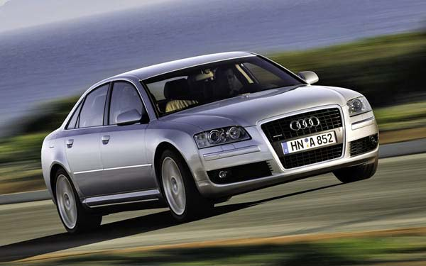 Audi A8 2005-2009