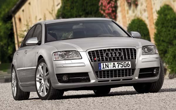 Audi S8 2006-2009