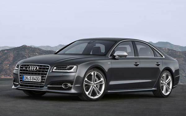Audi S8 2013-2017