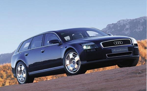 Фото Audi Avantissimo