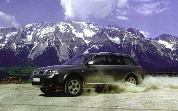 Audi Allroad Quattro 2000-2005