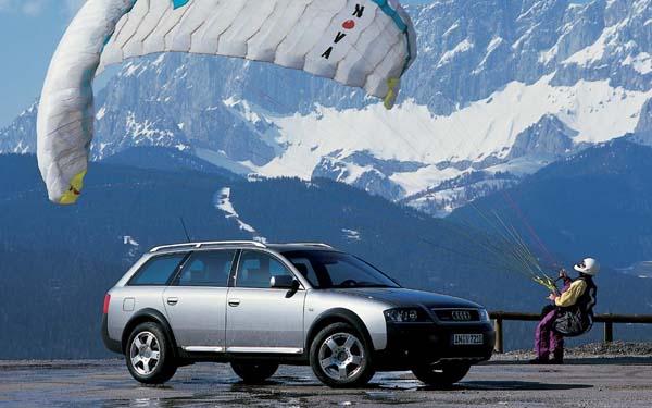 Фото Audi Allroad Quattro  (2000-2005)