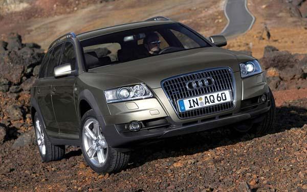 Audi Allroad Quattro 2006-2008