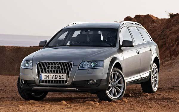 Фото Audi Allroad Quattro  (2006-2008)