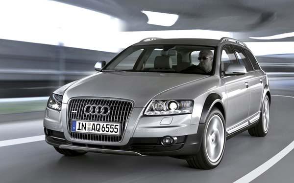 Audi Allroad Quattro 2008-2010