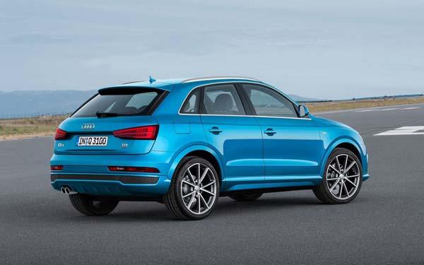 Audi Q3 2014-2019