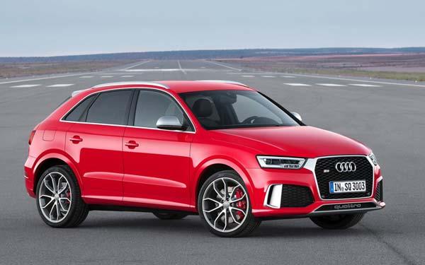 Audi RS Q3 2014-2019