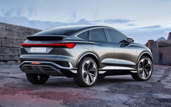 Audi Q4 Sportback Concept