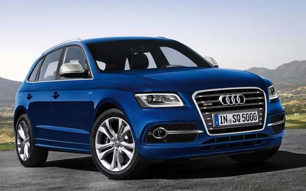 Audi SQ5 2012-2016