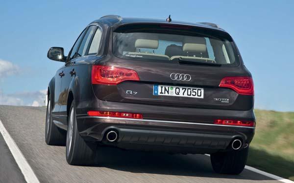Audi Q7 2009-2015
