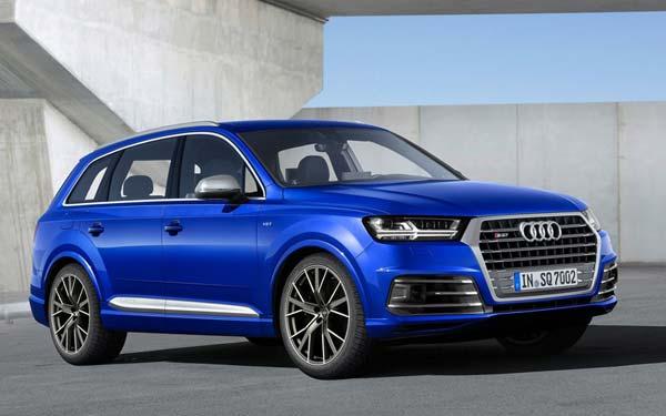 Audi SQ7 2016-2019