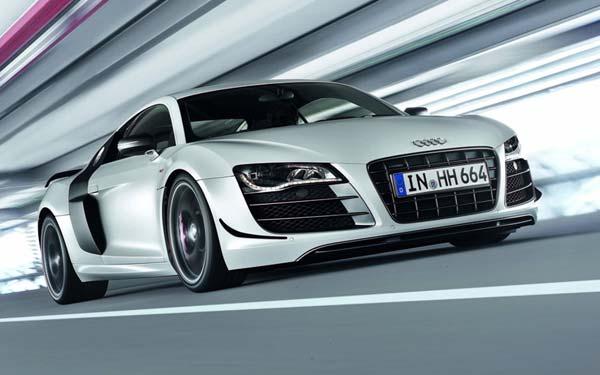 Audi R8 GT 2010-2010