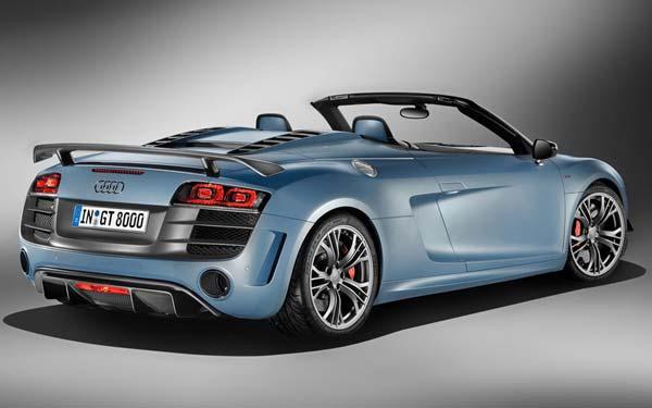 Audi R8 GT Spyder 2011-2012