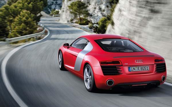 Audi R8 2012-2014