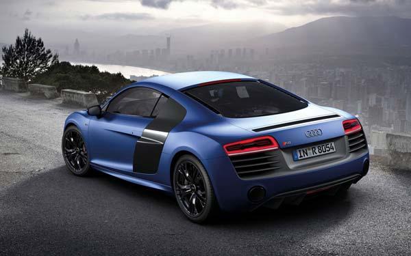 Audi R8 V10 plus 2012-2014