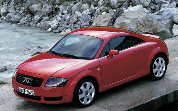 Фото Audi TT  (1998-2006)