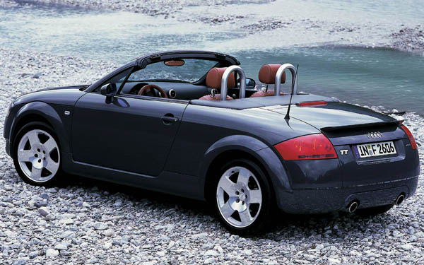Audi TT Roadster 1999-2006