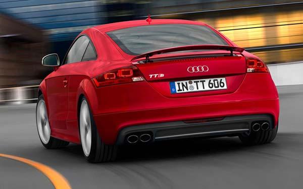 Audi TTS 2008-2010