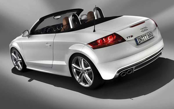Audi TTS Roadster 2008-2010