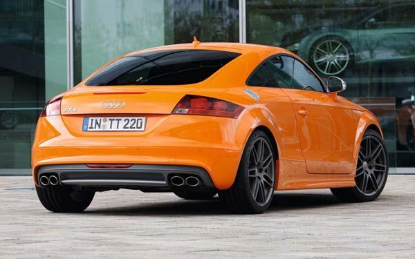 Audi TTS 2010-2014