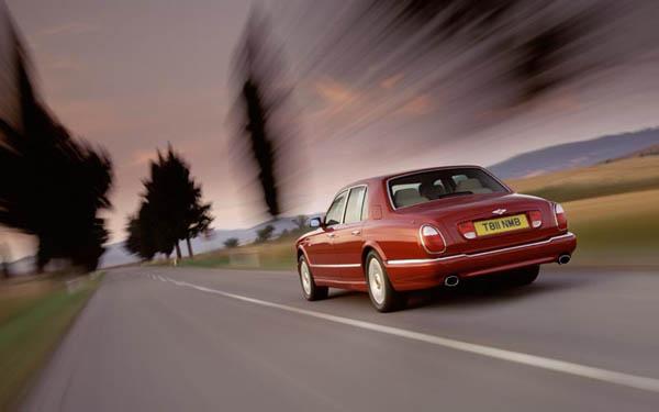 Фото Bentley Arnage  (1998-2004)