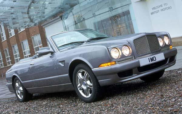 Bentley Azure 2005-2010