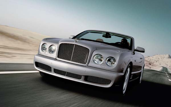 Bentley Azure T 2009-2010