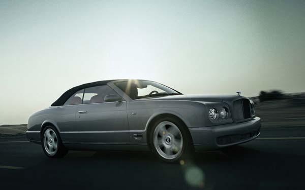 Bentley Azure T 2009-2010