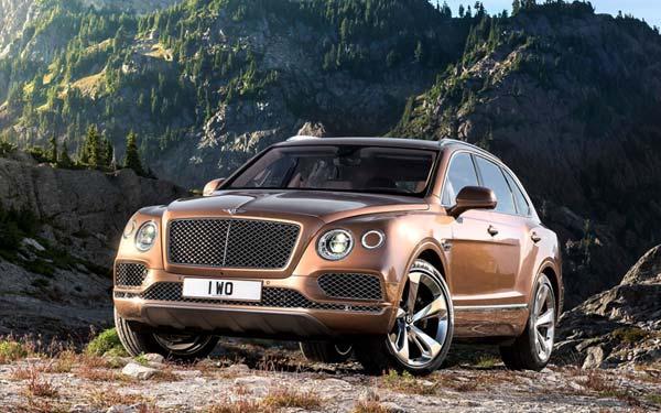 Bentley Bentayga 2015-2020