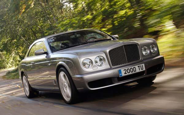 Bentley Brooklands 2007-2011