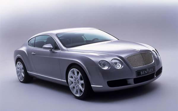 Bentley Continental GT 2003-2011