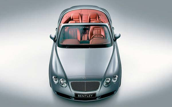Bentley Continental GTC (2006-2011) Фото #12