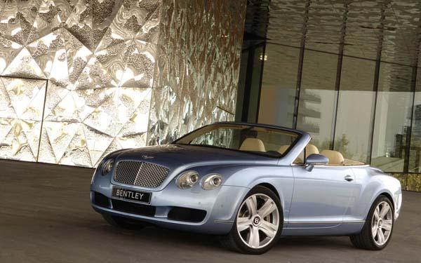 Фото Bentley Continental GTC  (2006-2011)