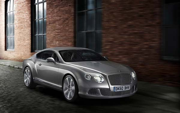 Bentley Continental GT 2011-2015