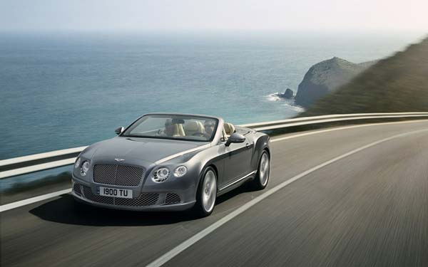 Bentley Continental GTC (2011-2015) Фото #111