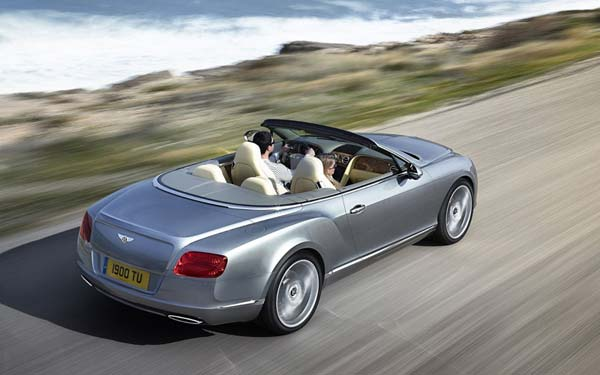 Bentley Continental GTC (2011-2015) Фото #112